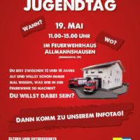 Nachwuchs für die Feuerwehr Allmannshausen