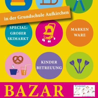 Bazar! Herbst- und Winterkleidung