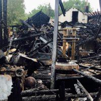 Spendenkonto für Brandgeschädigte