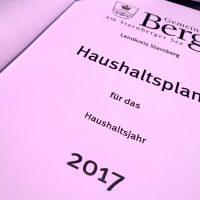 Neues aus dem Gemeinderat: Vorbereitung des Haushaltsplans 2017