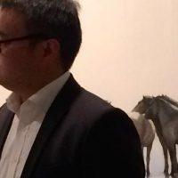 Between - Vernissage in der Haleh Gallery