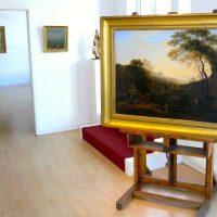 Neueröffnung in Berg: Galerie Wimmer