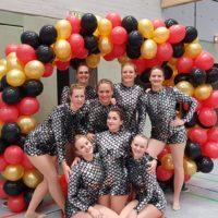 MTV Berg auf dem Treppchen - Deutsche Seniorenmeisterschaft Gymnastik & Tanz