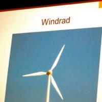 Bürgerversammlung 2015 - die Windkraft
