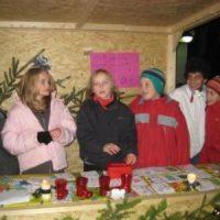 Weihnachtsbasar im Landschulheim Kempfenhausen