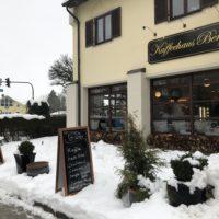 Neueröffnungen in Berg: Kaffeehaus Berg