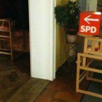 Wirtshaus am Abgrund ... die SPD im Gasthof zur Post