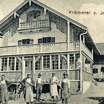 Post aus dem Voralpenland