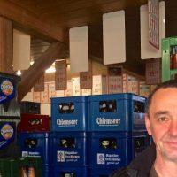 Nicht nur die Breitbandversorgung in Berg ist gesichert, sondern auch die Getränkeversorgung