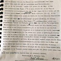 Erinnerungen an den Todesmarsch vor 70 Jahren - Teil 1