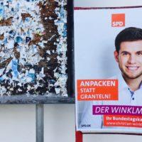 Wahlkampfauftakt in Berg