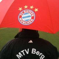 Grandioser Sieg des MTV Berg gegen den FC Bayern