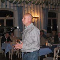 Live von der Bürgerversammlung: Harald Kalinke...