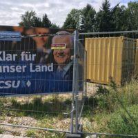 Politiker hinter Gittern (Wahlkampf in Berg; pt. 2)