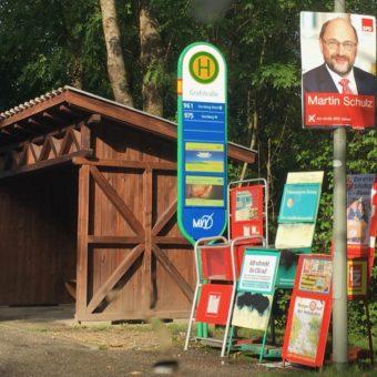 Wahlkampf in Berg / pt. 3
