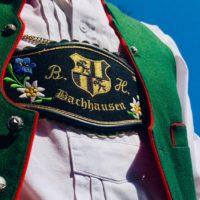 Die Maifeier in Bachhausen
