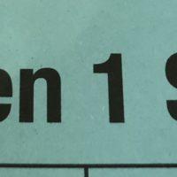 Die Wähler von morgen dürfen morgen wählen: U18