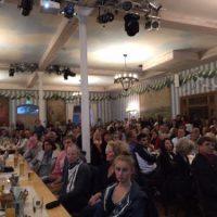 Die 2. Info-Veranstaltung zum Thema Asyl in Berg