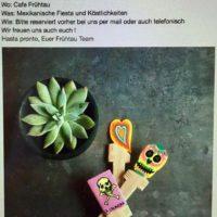 Hossa! Das Frühtau goes Mexico
