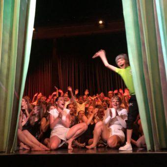 neues tanzen in der Schlossberghalle