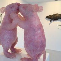 Creatures: Tanja Fender in der Haleh Gallery