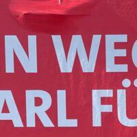 Der Wahlkampf in Berg / pt.3 ... wer ist Karl Für?