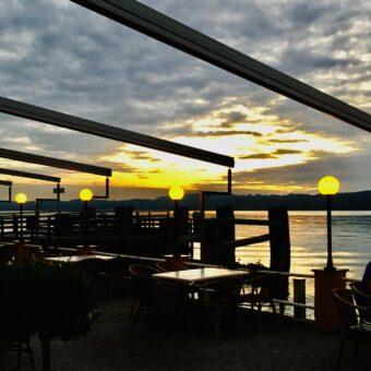 Der letzte Tag vom Hotel Schloß Berg am See
