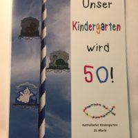 50 Jahre Kindergarten St. Maria