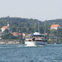 Keine Seenschifffahrt vom Berger Steg
