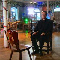 Jan Weiler in der Post und im Fernsehen
