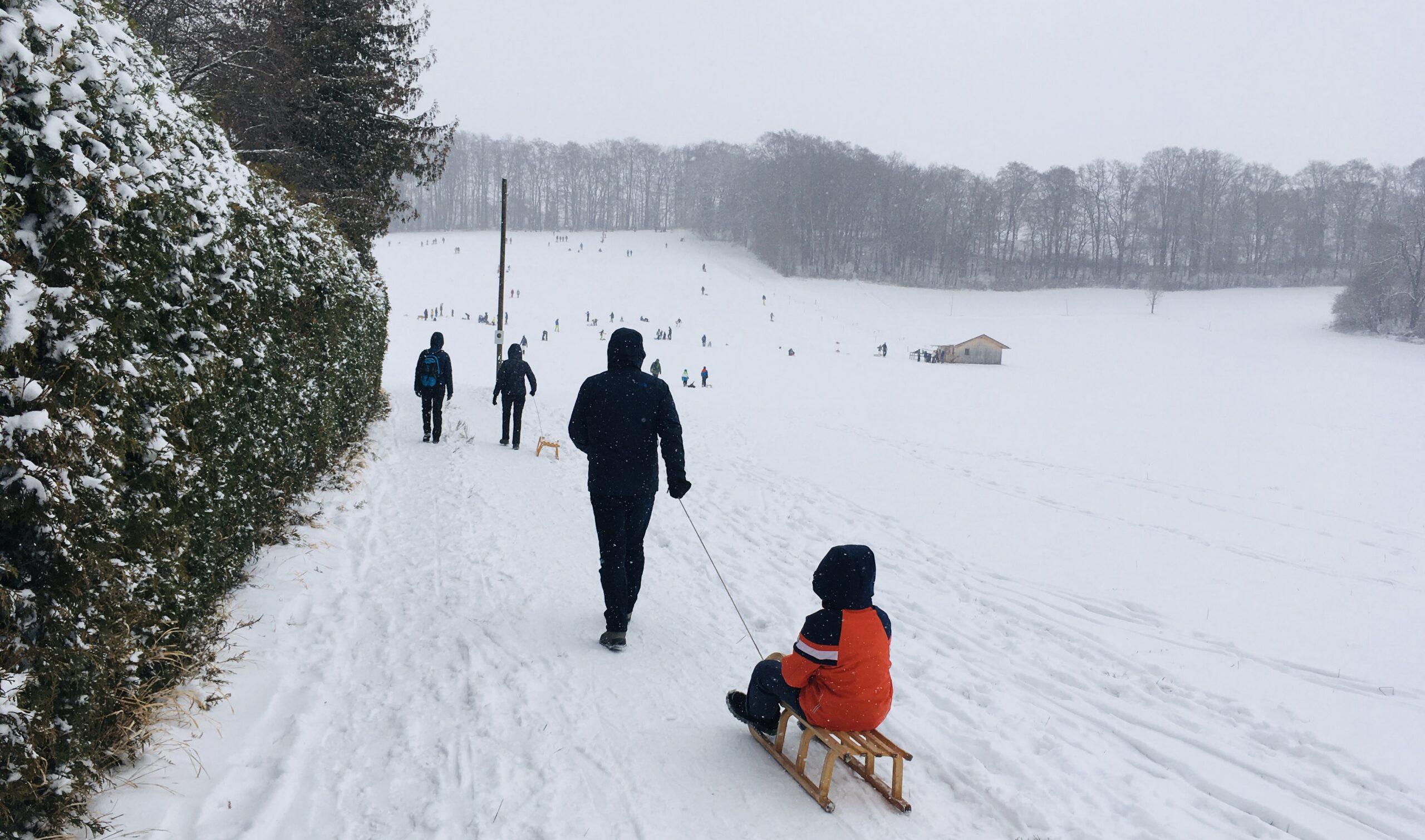 Ansturm auf die Skigebiete