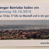Eine Schwarz-Grüne Koalition und ein unheimliches Zeichen: die 17. Sitzung des Berger Gemeinderates