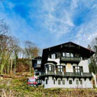 Die Villa Hirschfeld und ihr Bewohner