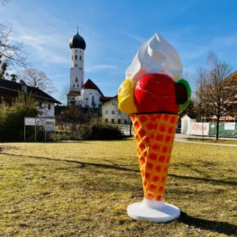 Lecker Eis (der Frühling ist da)