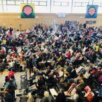 Lieben & Dienen: Amma ist wieder in Biberkor