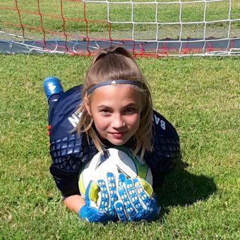 Jule (12) hat ein Ziel: FCB und Nationalmannschaft