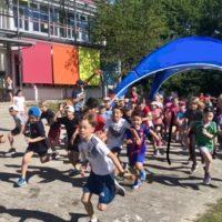 Alles gegeben! Spendenlauf in der Oskar Maria Graf-Grundschule