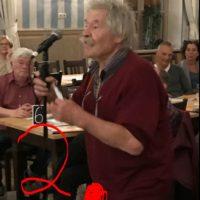 Live von der Bürgerversammlung: Gerd Jäger II