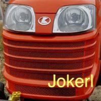 Das zweite Jokertraktörchen