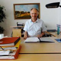 Der amtierende Berger Bürgermeister - ein Interview
