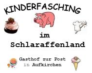 Kinderfasching in Aufkirchen