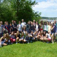 Besuch der französischen Schüler und Schülerinnen aus Phalsbourg