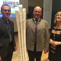 Hereinleuchtende Neuigkeiten: Gemeinde Berg erhält Energie-Sonderpreis für Windräder