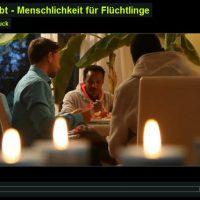 Video pro Flüchtlinge
