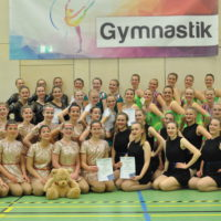 Treppchenplatz für den MTV bei der Bayerischen Meisterschaft Gymnastik und Tanz