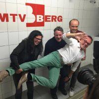MTV Berg Fußball: Neue Führung