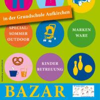 Bazar in der Grundschule Aufkirchen