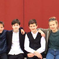 Berger erfolgreich bei Jugend musiziert 2017