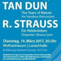 Konzert in WOR: Neue Philharmonie München in Zusammenarbeit mit der Osteuropahilfe e.V.