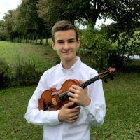 Eine ganz besondere Geige - und der Beginn einer ganz besonderen Reihe
